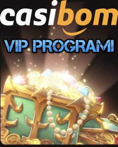 casibom vip programı ile efsane bonuslar